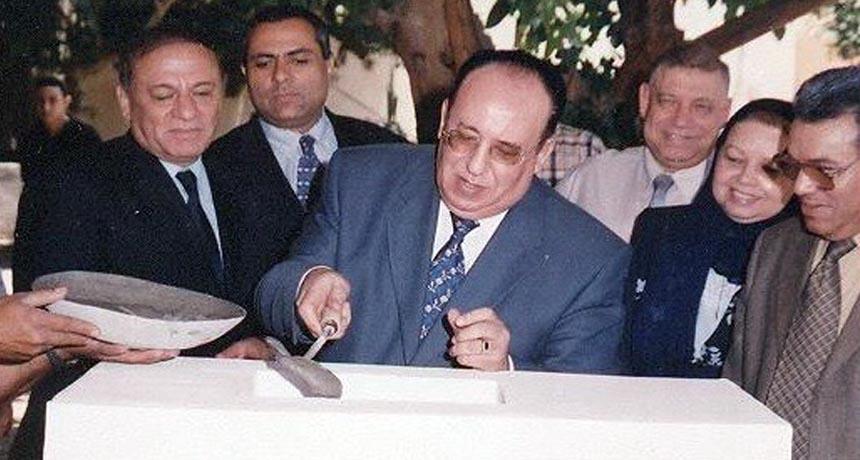 الدكتور حامد طاهر نائب رئيس جامعة القاهرة الأسبق وأستاذ الفلسفة الإسلامية بكلية دار العلوم