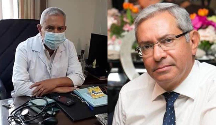 الدكتور فيليب متري إستشاري طب وجراحة الأنف والأذن والحنجرة
