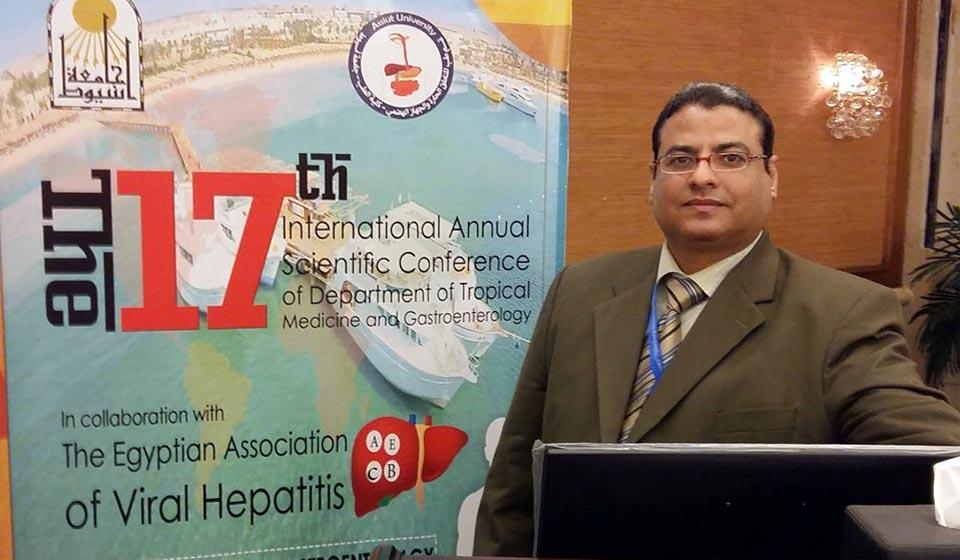 الدكتور محمد أحمد علي أحمد غليون