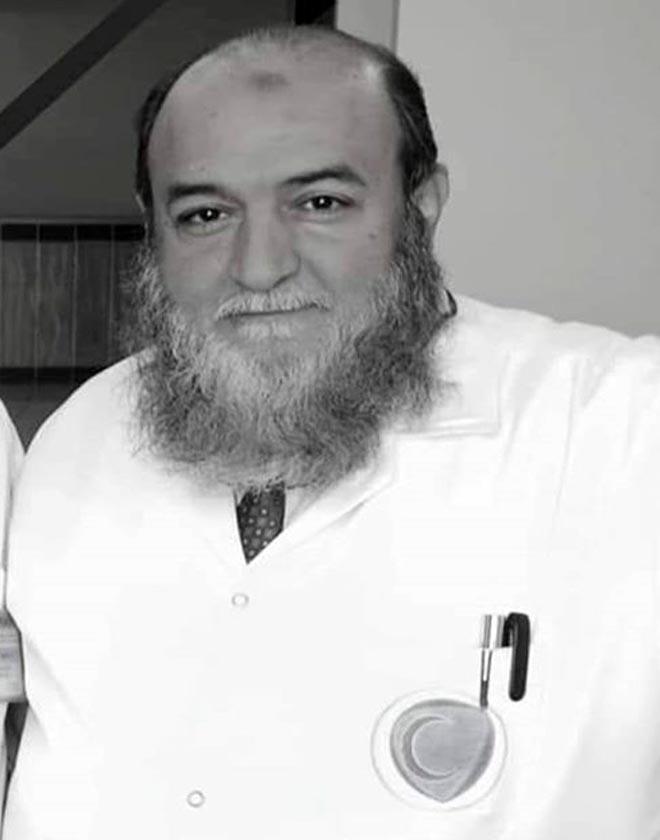 الدكتور محمد توفيق ابو لبن، نائب مدير مستشفي بلبيس المركزي