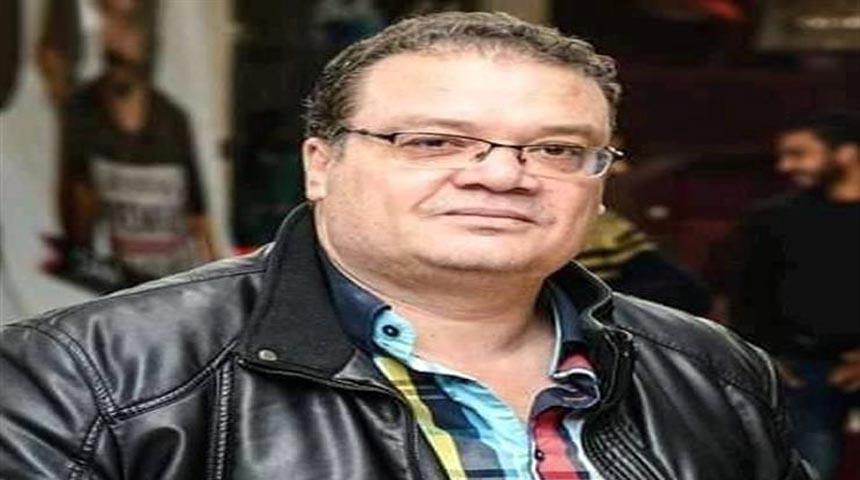 الدكتور محمود عبدالسلام طبيب تخدير بمستشفي الحسينية المركزي