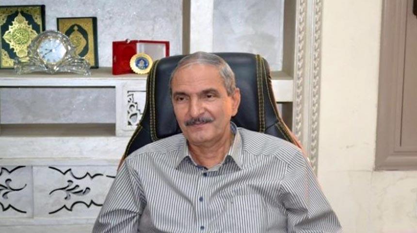 اللواء عادل ابو الحديد رئيس هيئة النظافة والتجميل بالقاهرة