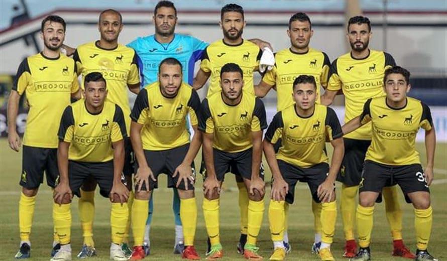 فريق نادي وادي دجلة الأول لكرة القدم