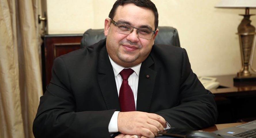 محسن عادل نائب الرئيس التنفيذي لمجموعة بيت الخبرة للتنمية الاقتصادية
