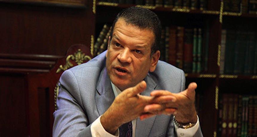 محمد عثمان المستشار القانوني للنادي الاهلي