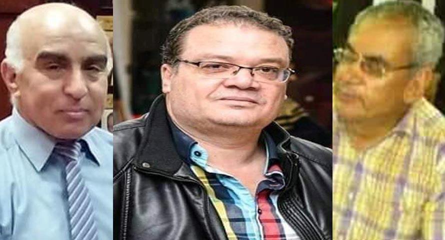 وفاة 4 أطباء اليوم من فيروس كورونا