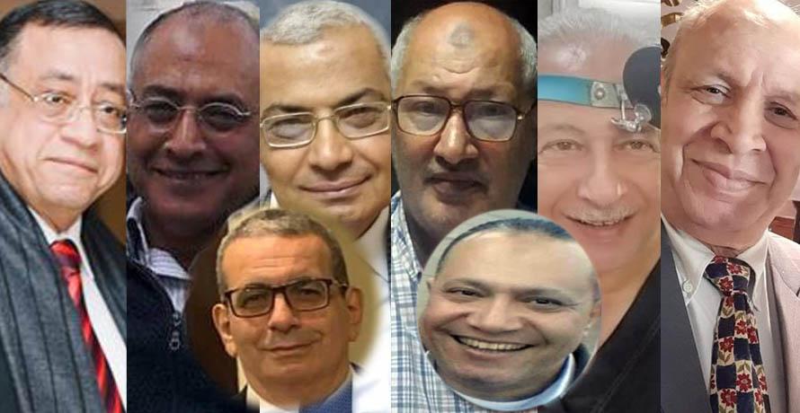 وفاة 8 أطباء من فيروس كورونا اليوم