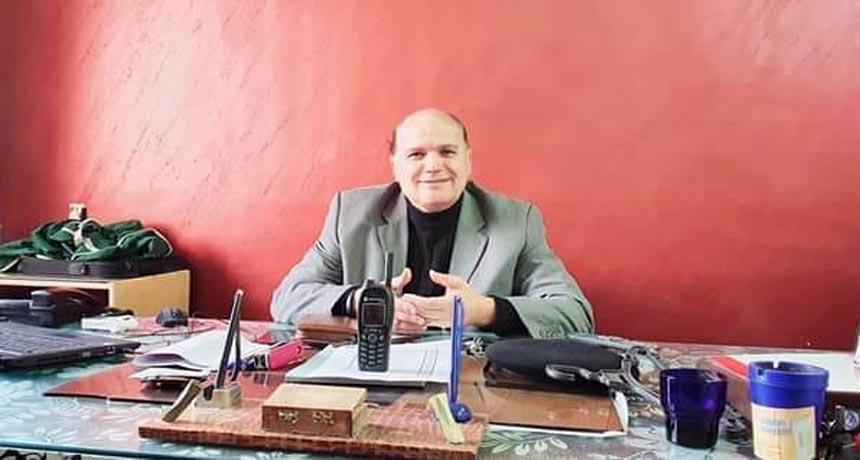 الدكتور عصمت عبدالمجيد بهنسي شعلان