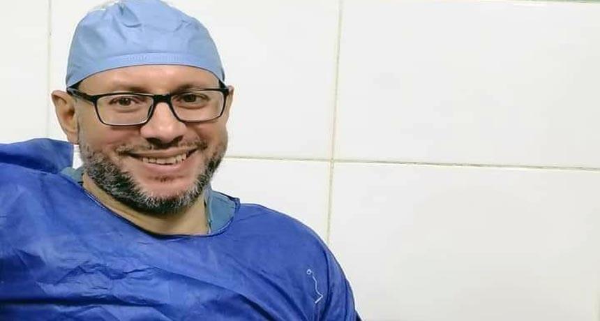 الدكتور محمود البطل إستشارى النسا والتوليد بالمنيا