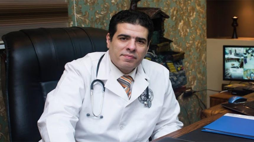 الدكتور وائل بحبح