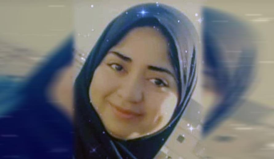 الممرضة ولاء خالد بمستشفى السويس العام