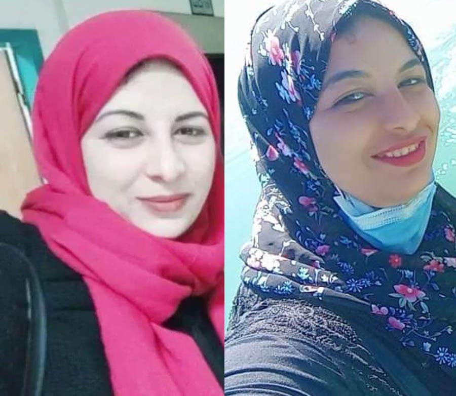 الممرضة ياسمين أشرف مستشفي النيل للتأمين الصحي