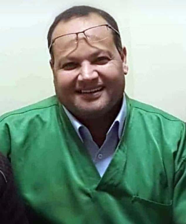 دكتور أيمن عبدالموجود إستشارى الجراحة العامة