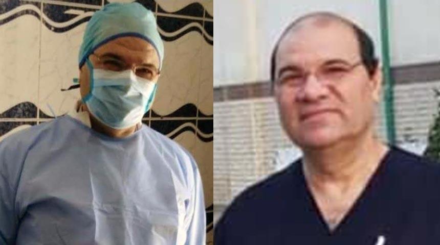 دكتور عادل جرجس، إستشاري الأمراض الصدرية بكفر الدوار بمحافظة البحيرة