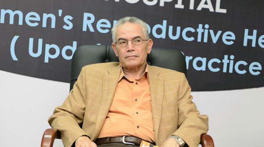 دكتور محمد متولي مدير مستشفى شبين الكوم التعليمي السابق