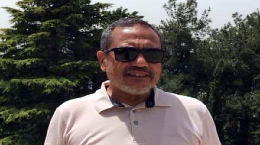 دكتور محمد يسري استشاري أمراض الباطنة ومدير مستشفى التامين الصحي السابق