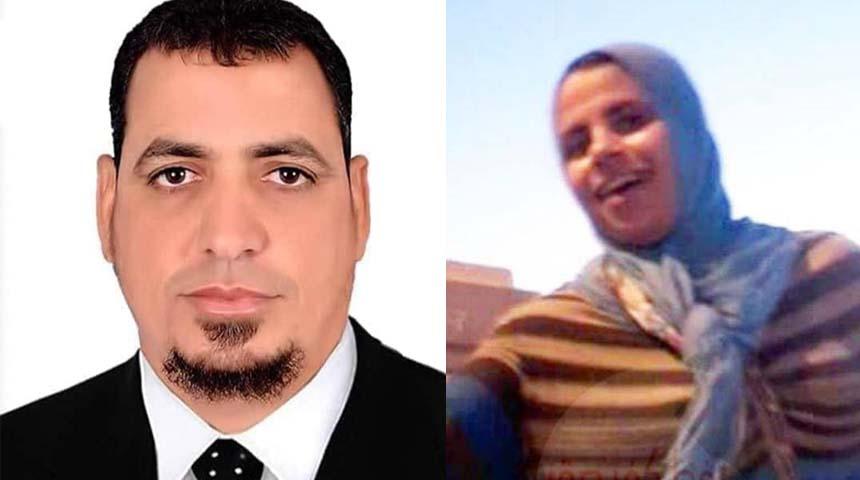 عمر عمران أحمد سلطان وآمنه جبريل