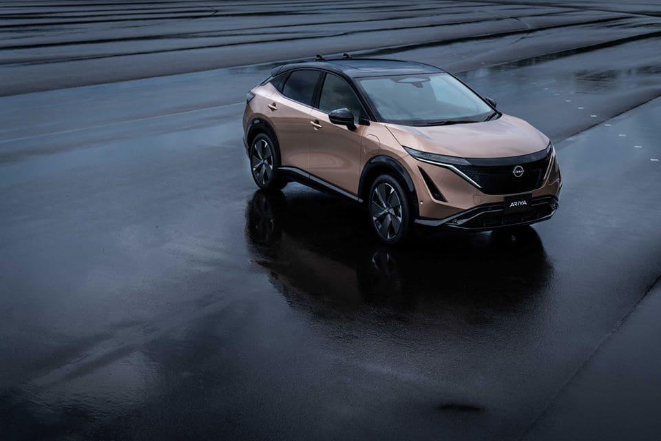 نيسان اريا 2021 Nissan Ariya
