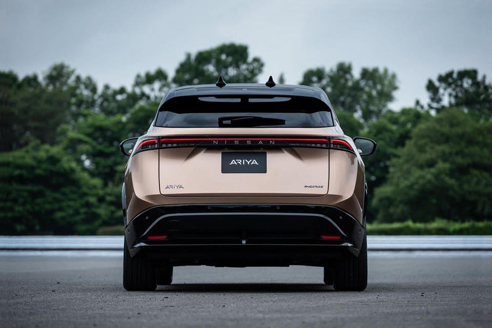نيسان آريا 2021 Nissan Ariya