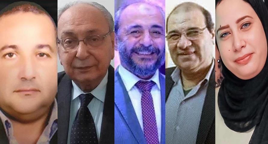 وفاة 5 أطباء بفيروس كورونا المُستجد