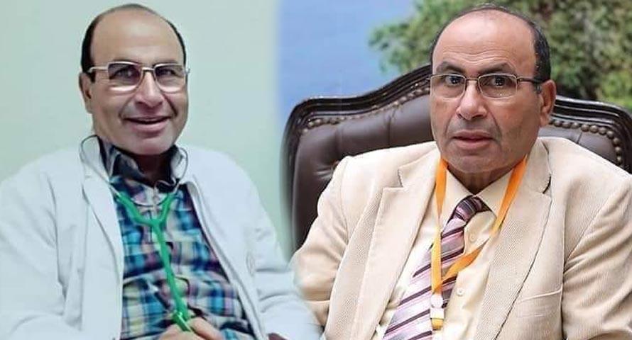 الأستاذ الدكتور عبد الوهاب السعدنى رئيس قسم اطفال المنصوره الدولي