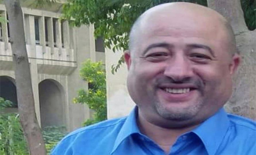 الدكتور علاء الطيب استشاري ورئيس قسم العظام بمستشفى كفرالزيات العام