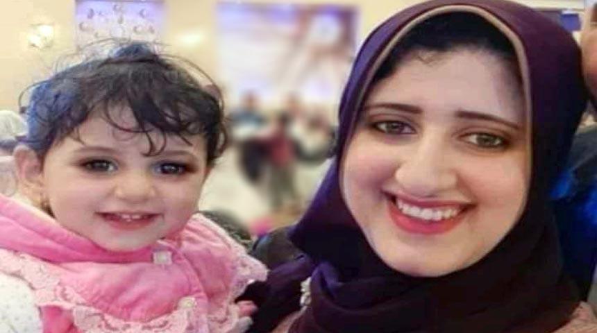 الممرضة ليلي عبد العال مشرفة تمريض مستشفي بيلا العام