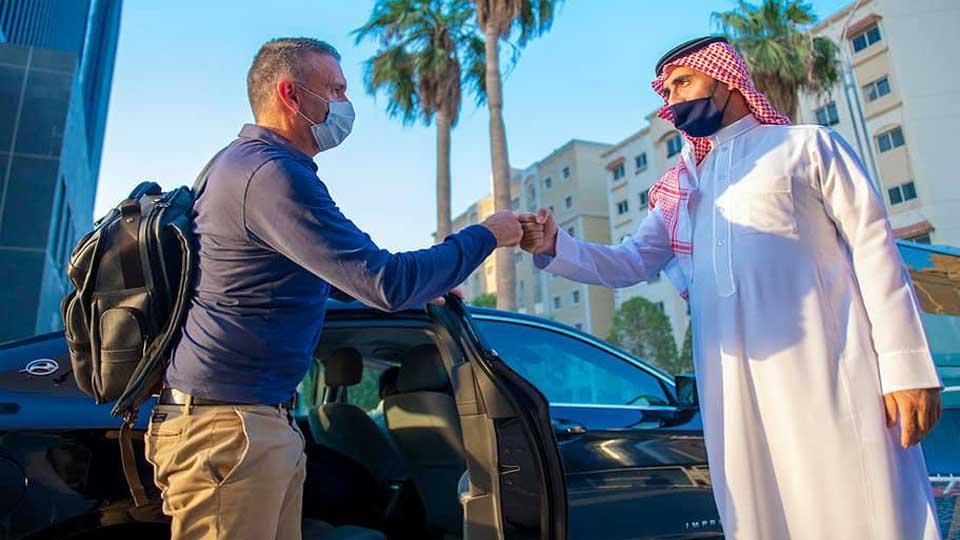 كارتيرون مدرباً لنادى التعاون السعودي