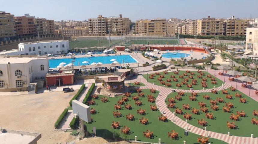 نادى حدائق الأهرام الرياضى