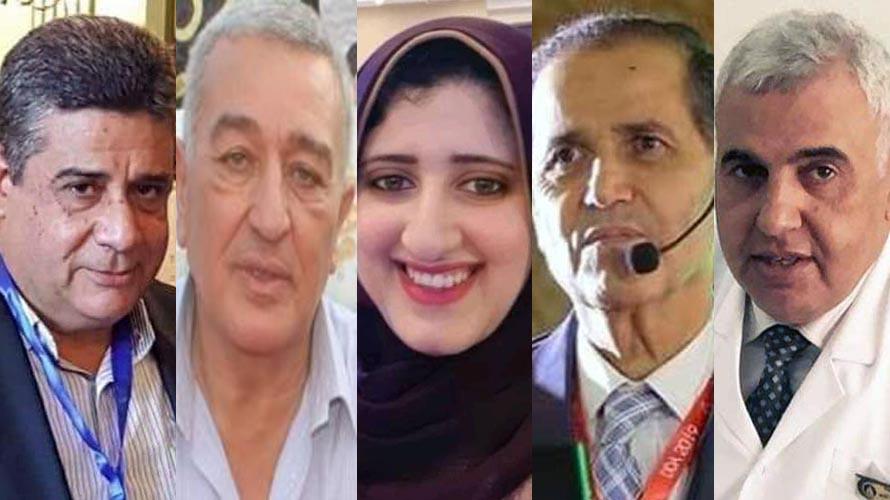 وفاة 4 أطباء وممرضة بفيروس كورونا