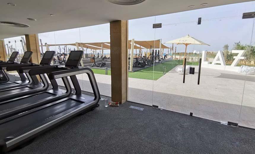 La7 Gym Uptown Cairo