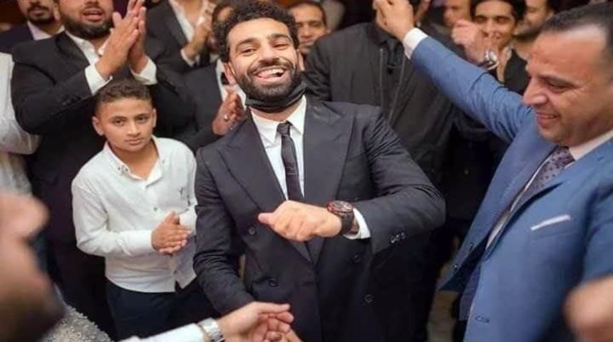 اصابة محمد صلاح بفيروس كورونا