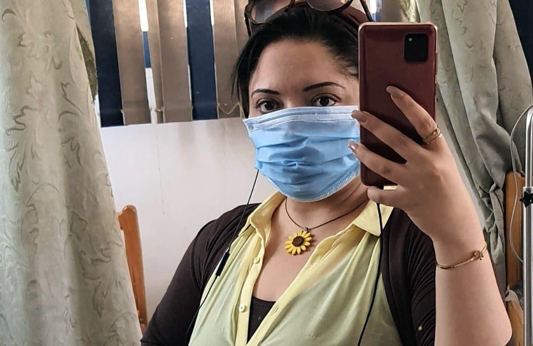 الدكتورة الصيدلانية حنان لطفي