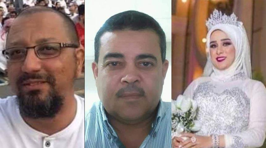 ثلاث شهداء من الأطقم الطبية بفيروس كورونا اليوم