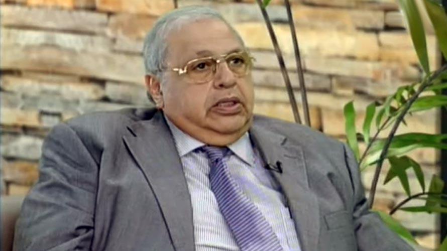 دكتور محمد نصر أستاذ القلب والأوعية بالمعهد القومي للقلب
