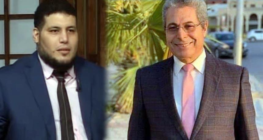دكتور محمد وهبة والدكتور محمد صبح