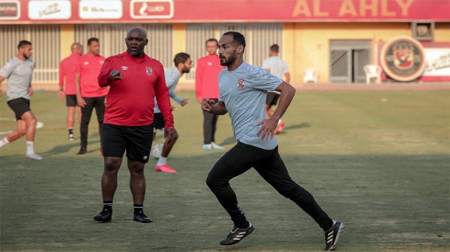 وليد سليمان لاعب النادي الاهلي