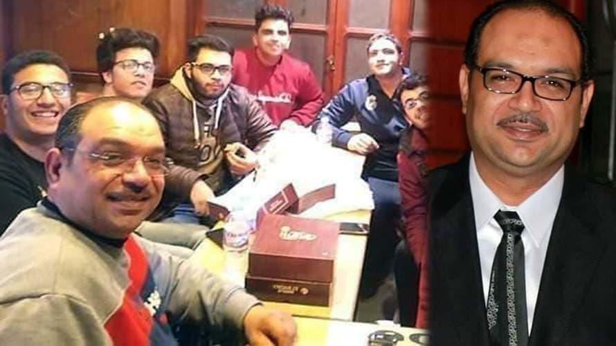 الاستاذ محمد الحطاب