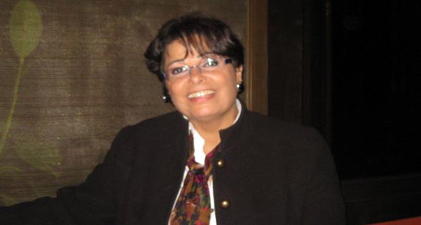 الدكتورة سمية سعد زغلول أستاذة علم الأنسجة