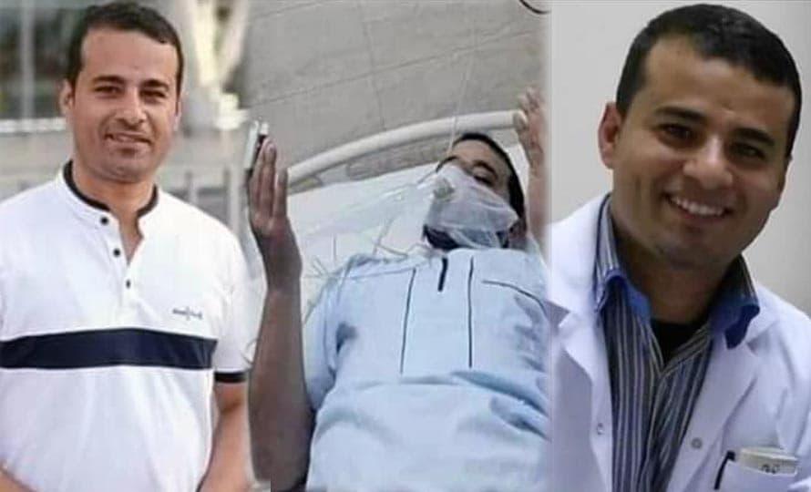 دكتور صيدلي خالد عيد من الغربية