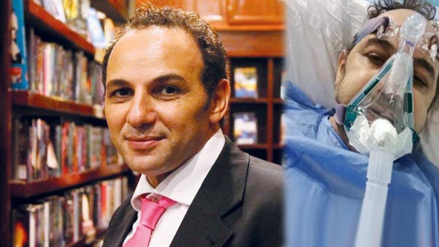 الكاتب والروائي بهاء عبدالمجيد