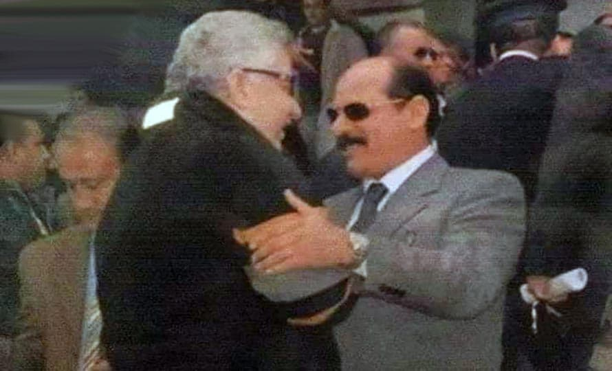 المستشار احمد البكري ومرتضي منصور رئيس نادي الزمالك