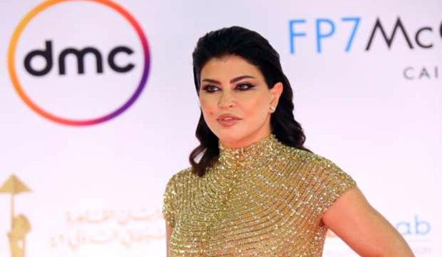 جومانا مراد في مهرجان القاهرة السينمائي