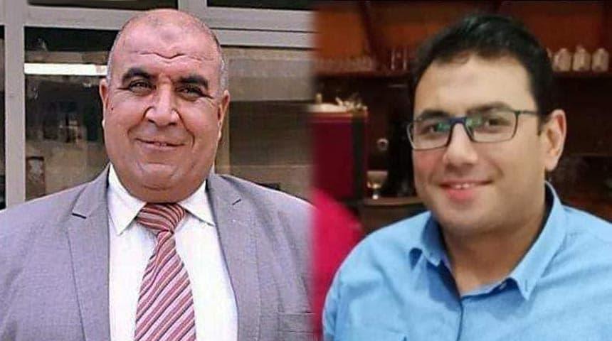 دكتور محمد شكر ودكتور السيد حجازي