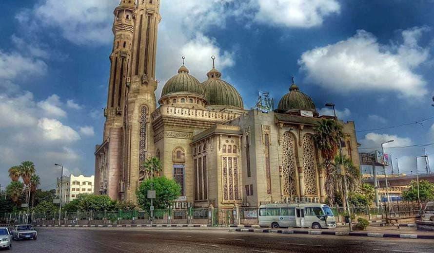 مسجد النور في العباسية