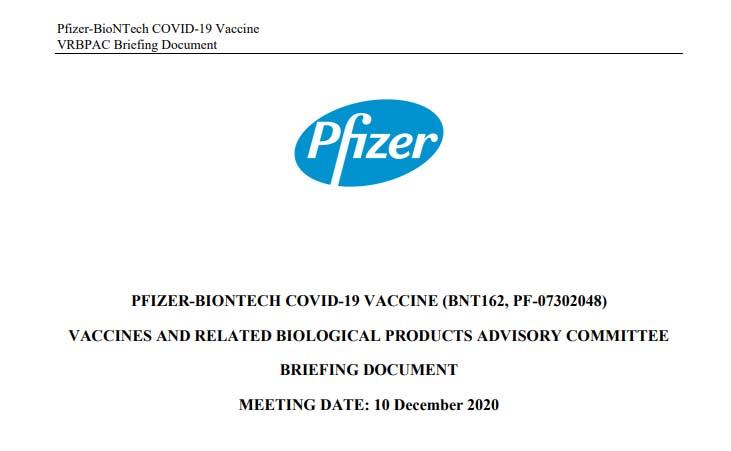 هيئة الدواء الامريكية تعتمد لقاح فايزر لفيروس كورونا
