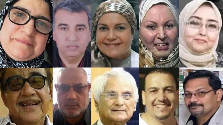 وفاة 10 اطباء وصيادلة بفيروس كورونا خلال 24 ساعة