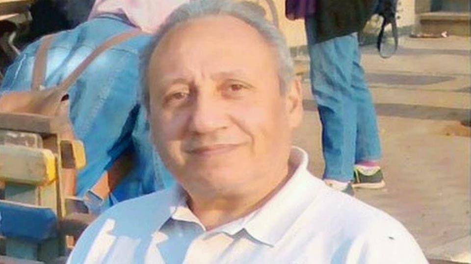 الدكتور عصام فؤاد العلقمي أستاذ الفارماكولجى بطب القصر العينى وأستاذ الباثوفسيولوجي في كليه الصيدله جامعه الأهرام الكندية