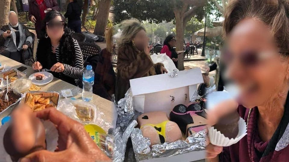 صور حفل عضوات نادي الجزيرة