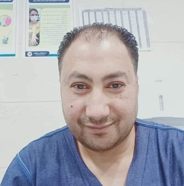 محمد فتحي تمريض بمكتب صحة منشية ناصر